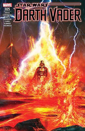 Darth Vader: Dark Lord of the Sith 25: Fortress Vader Part VII