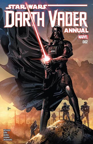 Darth Vader Annual 2: Technological Terror