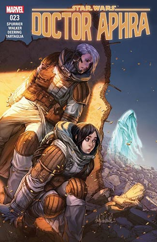Doctor Aphra 23: The Catastrophe Con, Part IV
