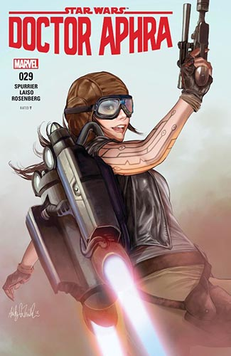 Doctor Aphra 29: Worst Among Equals Part IV
