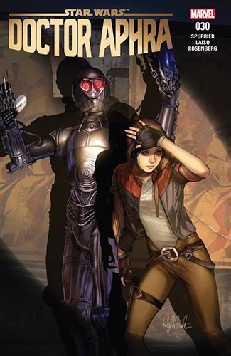 Doctor Aphra 30: Worst Among Equals Part V