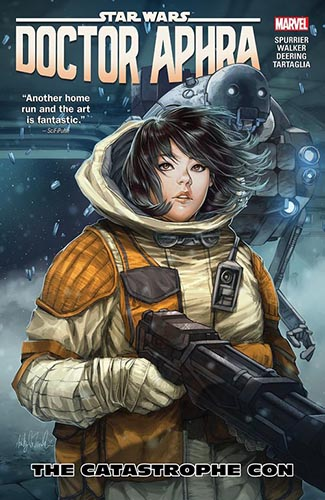 Doctor Aphra (2016): Trade Paperback Volume 4: The Catastraphe Con
