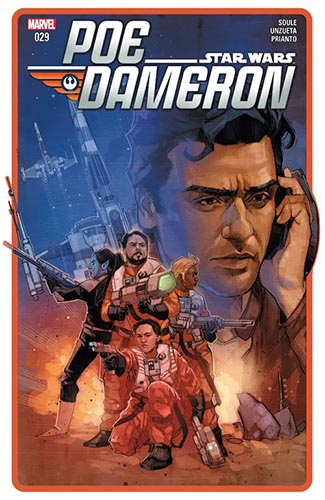 Poe Dameron 29: The Awakening Part IV