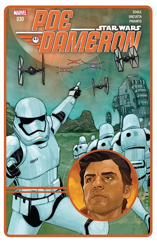 Poe Dameron 30: The Awakening Part V