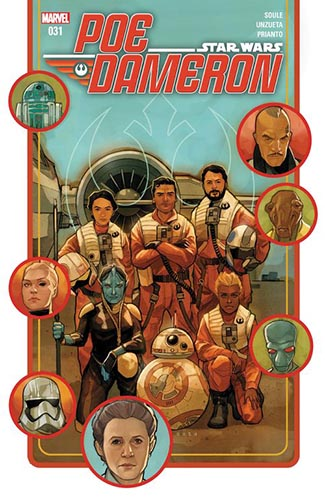 Poe Dameron 31: The Awakening Part VI