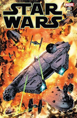Star Wars 51: Hope Dies Part II