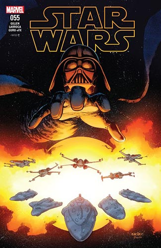 Star Wars 55: Hope Dies Part VI