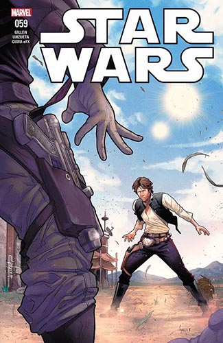Star Wars 59: The Escape Part IV