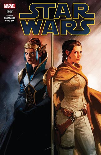 Star Wars 62: The Scourging Of Shu-Torun Part I