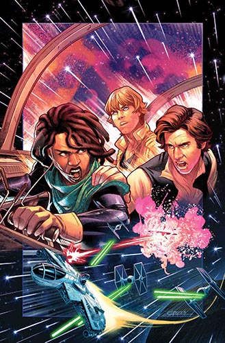 Star Wars Volume 10: The Escape