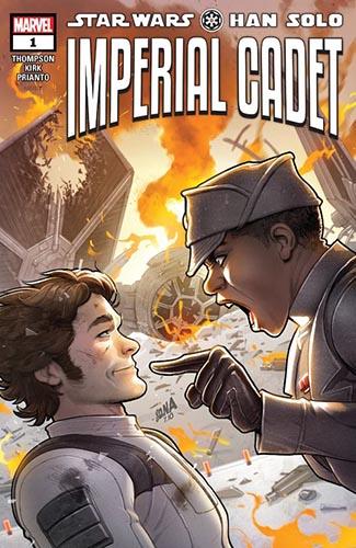 Han Solo: Imperial Cadet Part I