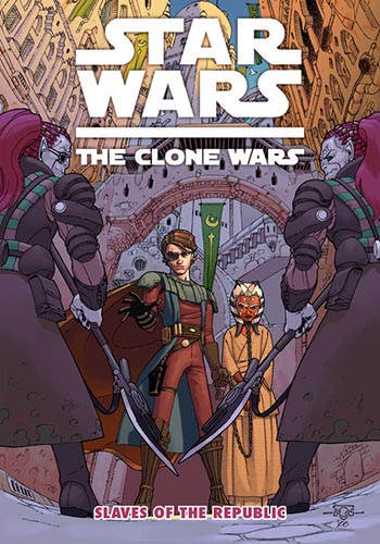 The Clone Wars: Slaves Of The Republic
