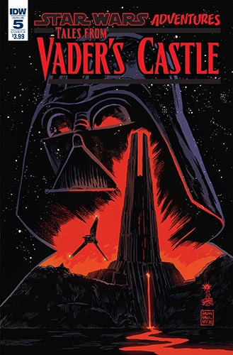 Tales From Vader's Castle #5