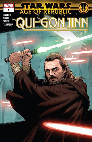 Age Of Republic: Qui-Gon Jinn