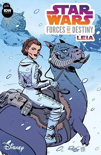 Forces Of Destiny: Leia