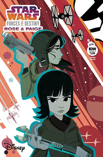 Forces Of Destiny: Rose & Paige