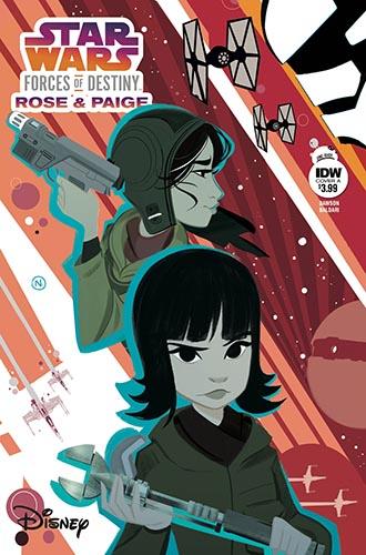 Forces Of Destiny: Rose & Paige
