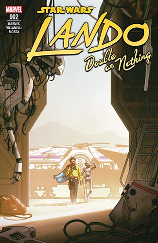 Lando: Double Or Nothing #2