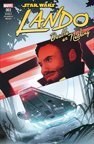 Lando: Double Or Nothing #3
