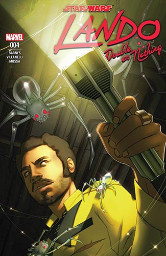 Lando: Double Or Nothing #4