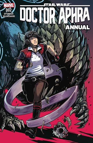 Doctor Aphra Annual #2: Winloss And Nokk