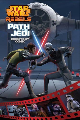 Rebels: Path Of The Jedi (cinestory comic)