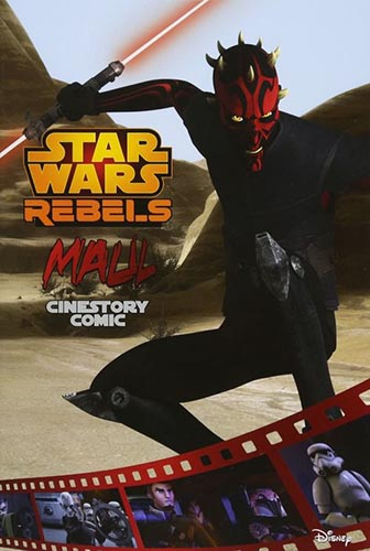 Rebels: Maul (cinestory comic)