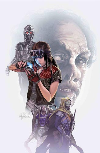 Doctor Aphra Volume 5 Worst-Among-Equals