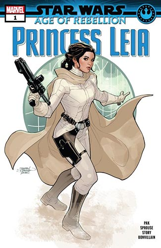 Age Of Rebellion: Priness Leia