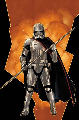 Age Of Resistance: Captain Phasma