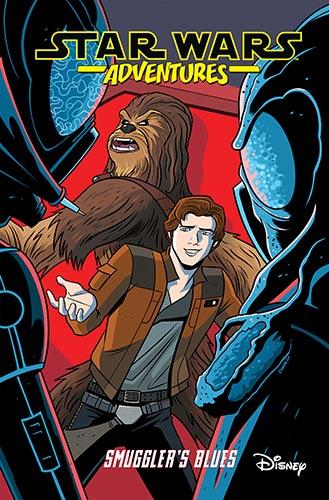 Star Wars Adventures (2017) Trade Paperback Volume 04: Smuggler's Blues