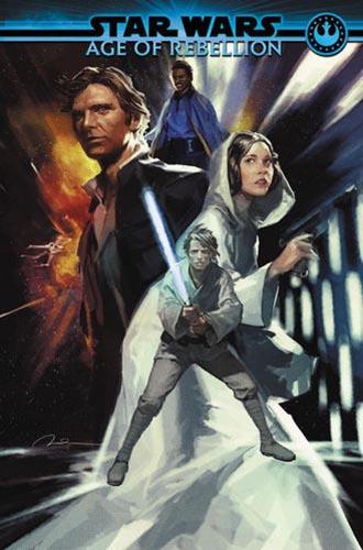 Official Star Wars Book Release Schedule