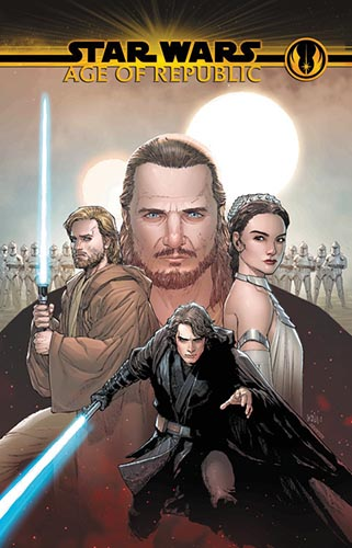 Age Of Republic: Heroes (Trade Paperback)