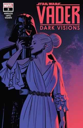 Vader: Dark Visions #3