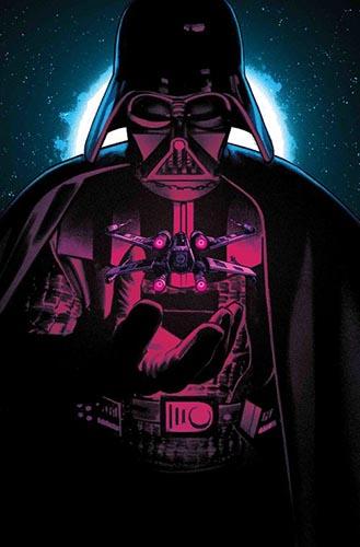 Vader: Dark Visions #4