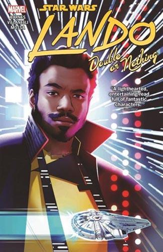 Lando: Trade Paperback: Double Or Nothing