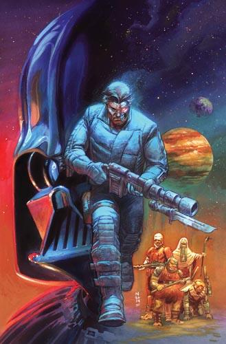 Target Vader 1