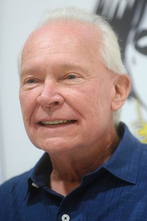 Terry Brooks, author of the novel
