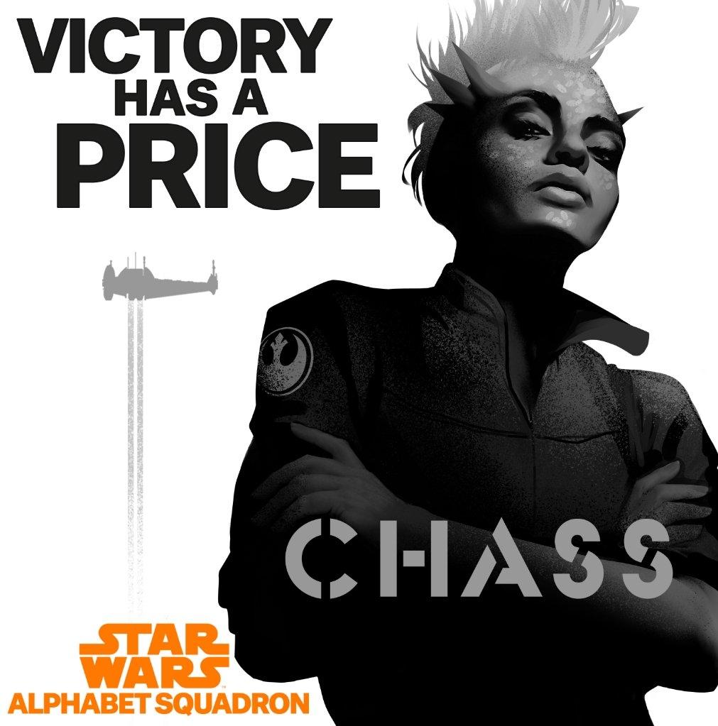 Chass na Chadic, B-Wing