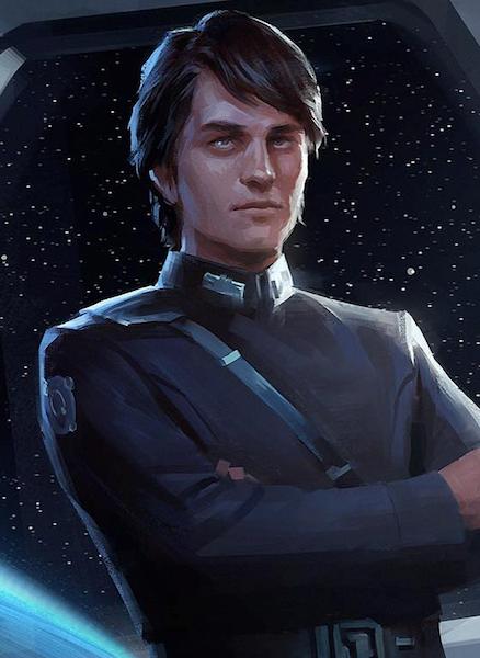 Commander Eli Vanto