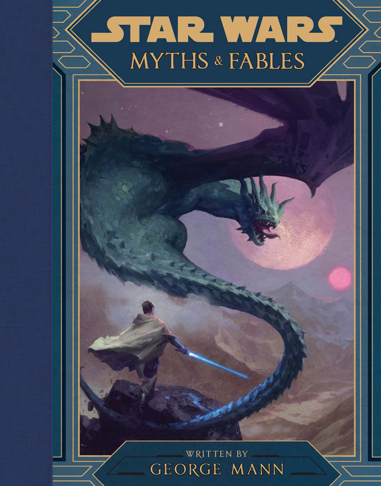 Star Wars: Myths & Fables Cover