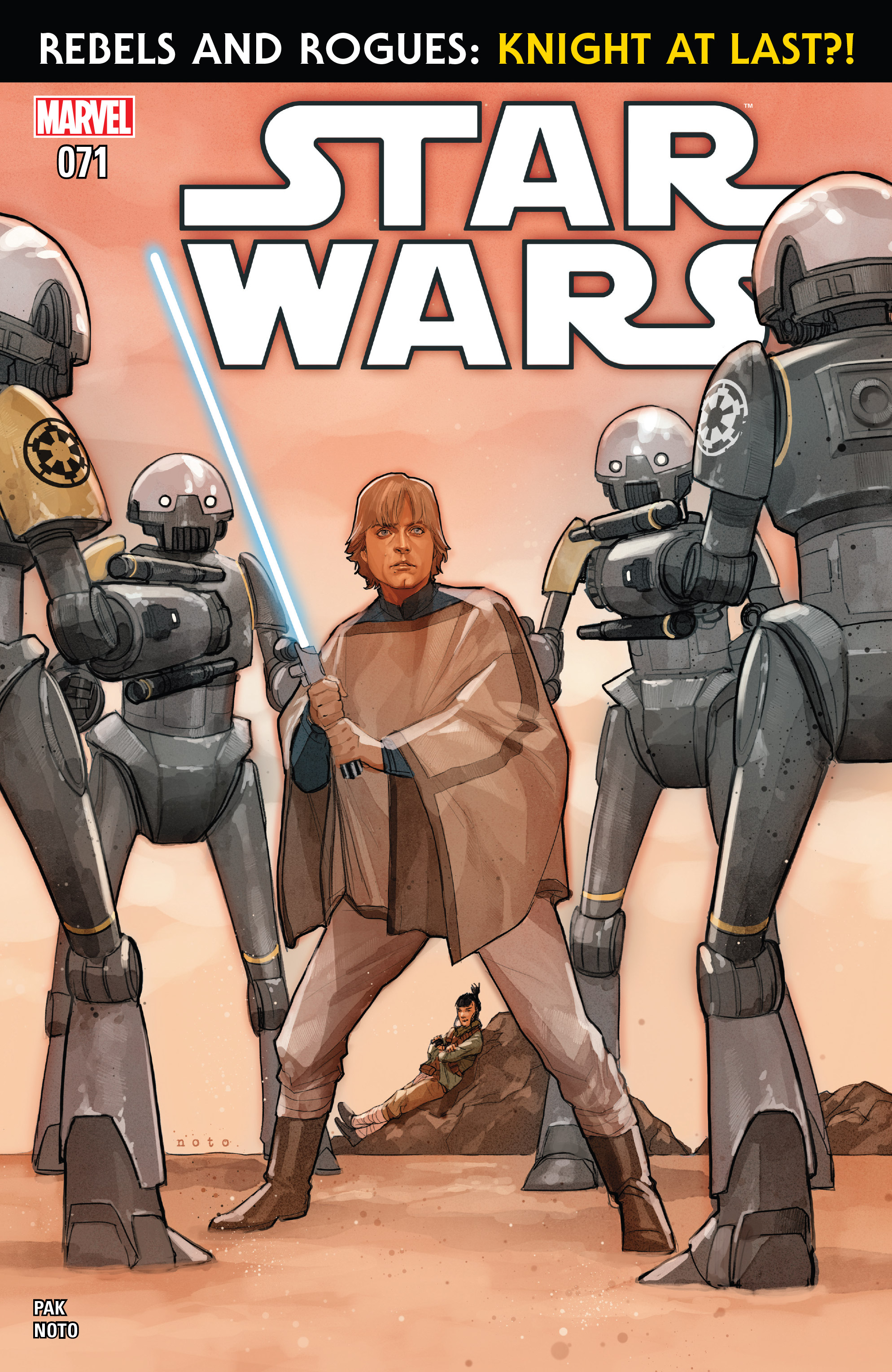 Star Wars 71: Rebels and Rogues, Part IV
