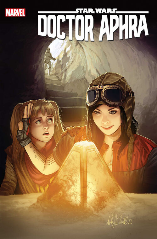 Doctor Aphra 38 - A ROGUE'S END Part 2