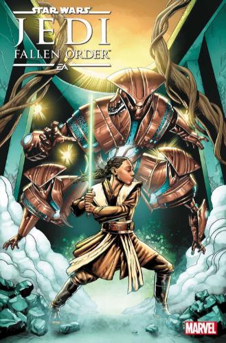Jedi Fallen Order: Dark Temple 4