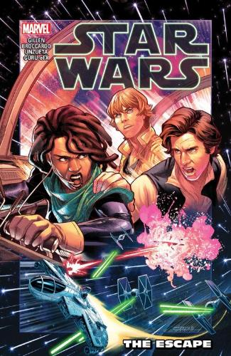 Star Wars (2015): Trade Paperback Volume 10: The Escape