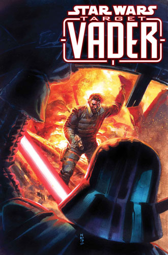 Star Wars: Target Vader 3