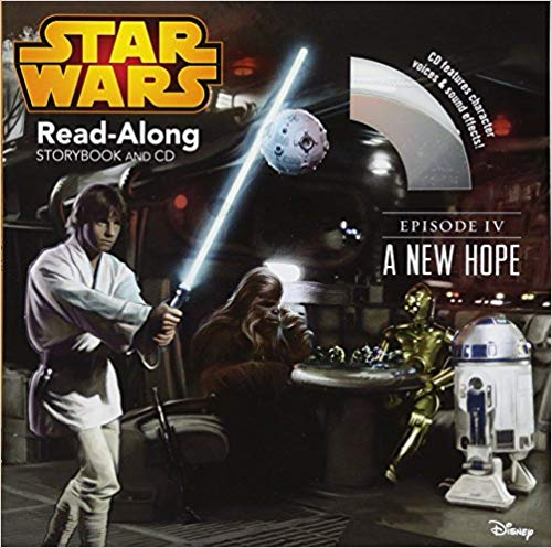 A New Hope Read-Along Storybook