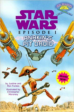 Anakin's Pit Droid