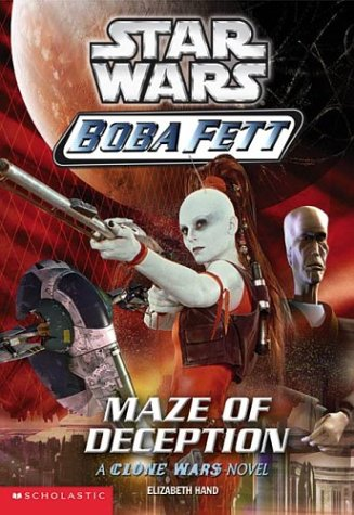 Boba Fett #3: Maze of Deception