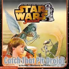 Catch That Pit Droid!